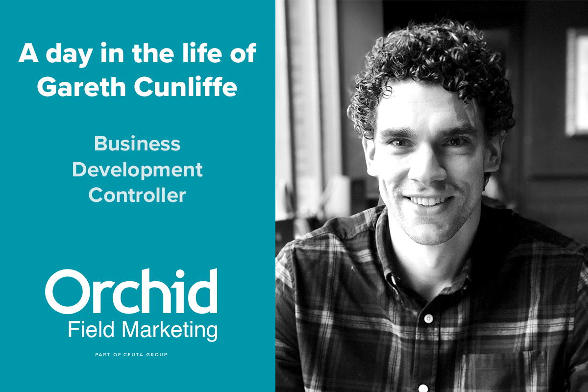 Gareth Cunliffe Orchid Field Marketing